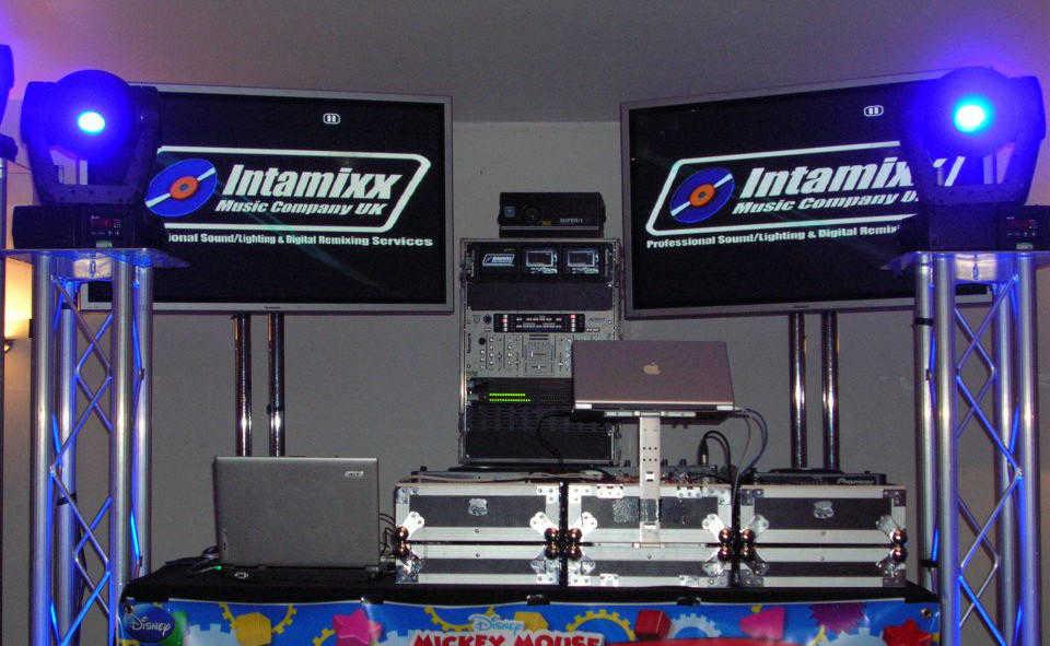 Intamixx Entertainment - UKs Premier DJ Roadshow Indian